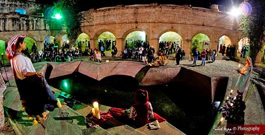 Inauguración Tempus Cuaresma - foto: Roberto Masaya